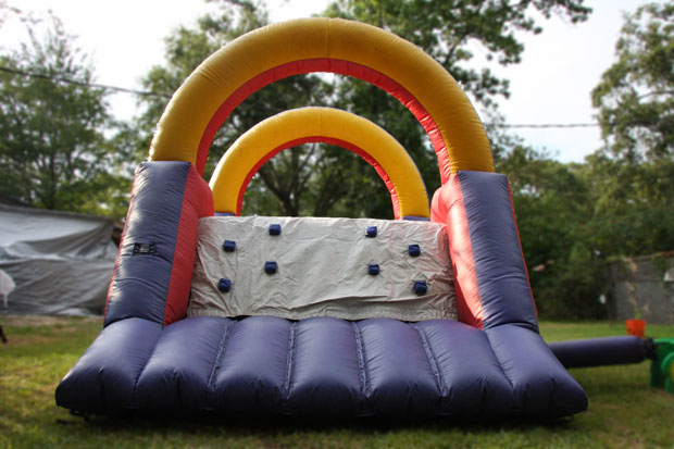 Obstacle Course Rent Inflatable Houston Spring Sugarland