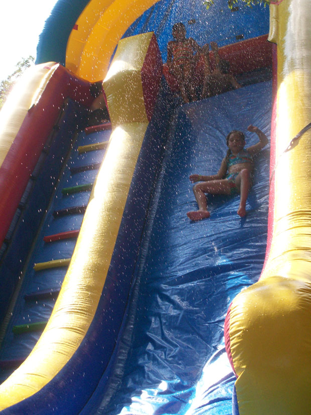 18 Inflatable Water Slide Rental City Wide Houston